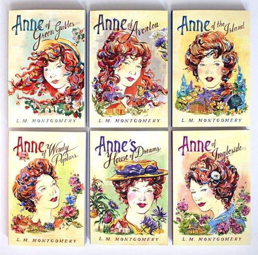 Oakley Anne of Green Gables