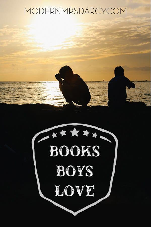 Books Boys Love