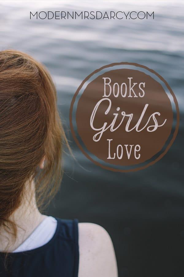 Books Girls Love