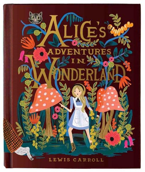 Alice in Wonderland Puffin in Bloom