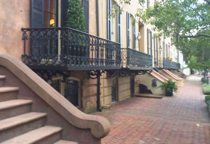 The Savannah summer: a metaphor