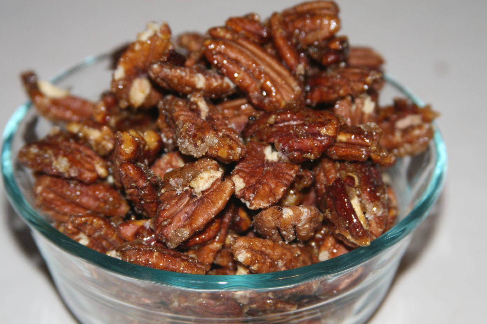 Melting Sugar + Toasted Nuts = Kitchen Magic (Or, How to Make Candied Pecans)