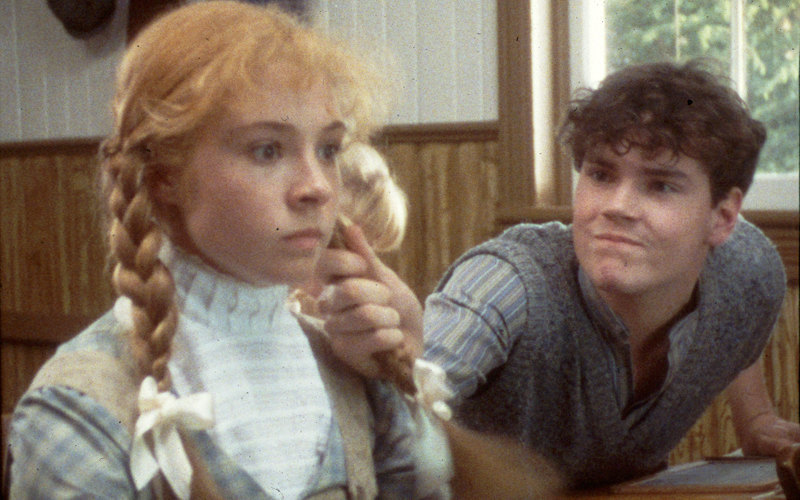 Gilbert Blythe can attest that teasing a girl to get her attention is never a good idea