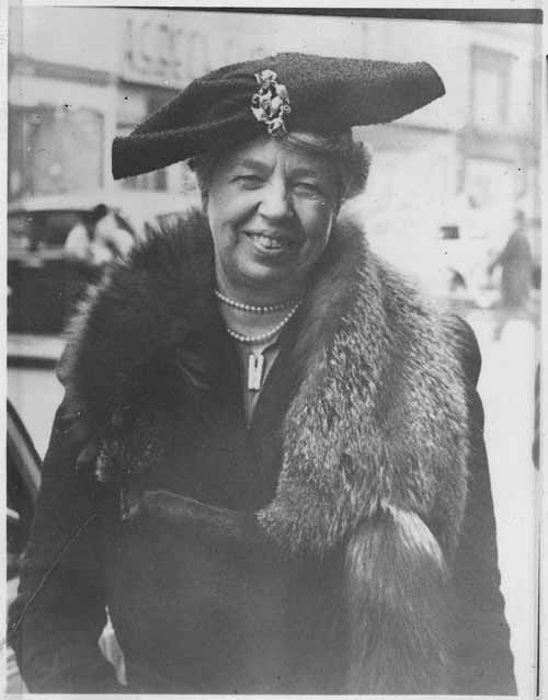 Eleanor Roosevelt's best blogging tips | Modern Mrs Darcy