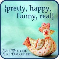 {pretty, funny, happy, real}