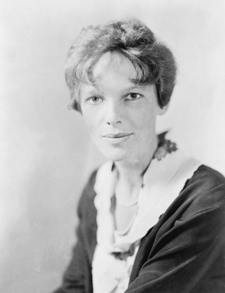 The Courage to Fly: Amelia Earhart on Life and Flight