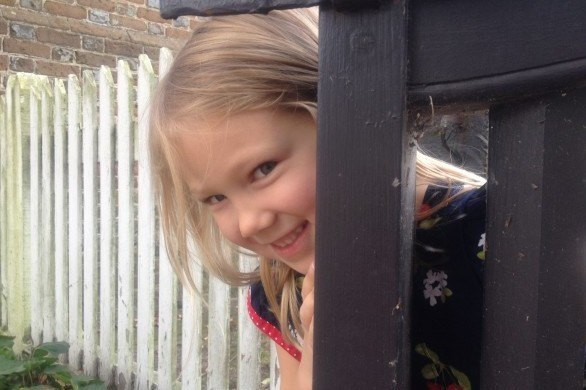 My daughter tells me exactly how she wants to be loved