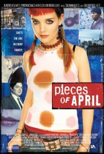 pieces of april best thanksgiving movie