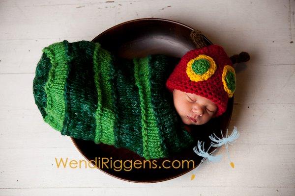 Scoggin's Noggins Caterpillar Set
