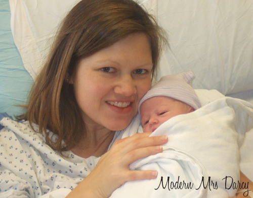 You Can't Always Get What You Want: My Fourth Baby Story