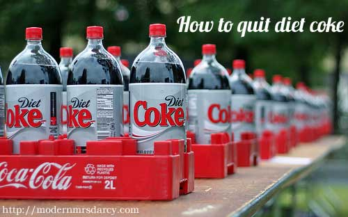 How to Quit Diet Coke