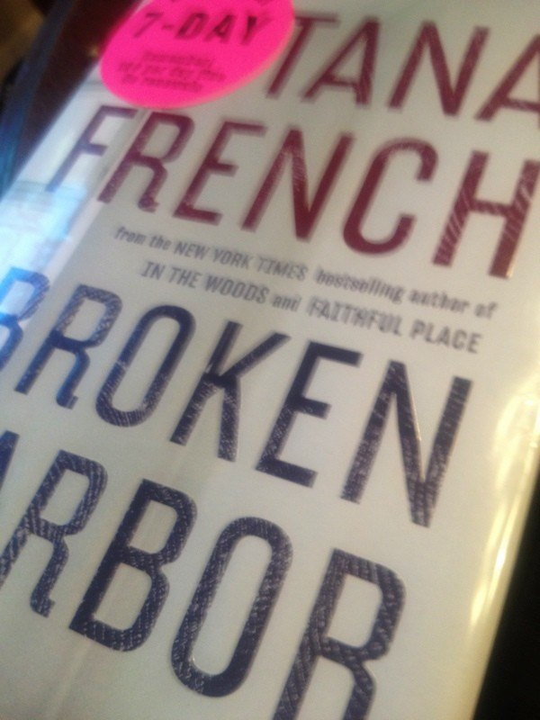 Tana French Broken Harbor new release