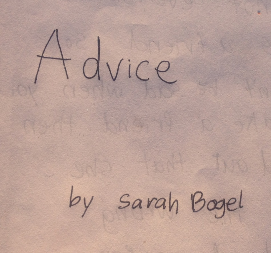 In Which My 7-Year-Old Tells Me How to Live My Life. (And How You Should Live Yours.)