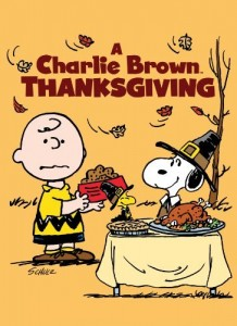 charlie brown thanksgiving family holiday movie