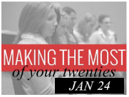 Influence Network class making the most of your twenties
