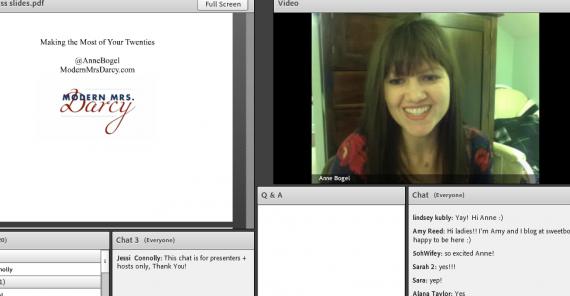 Influence class screenshot