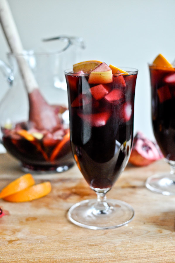A Sangria-Inspired Redesign