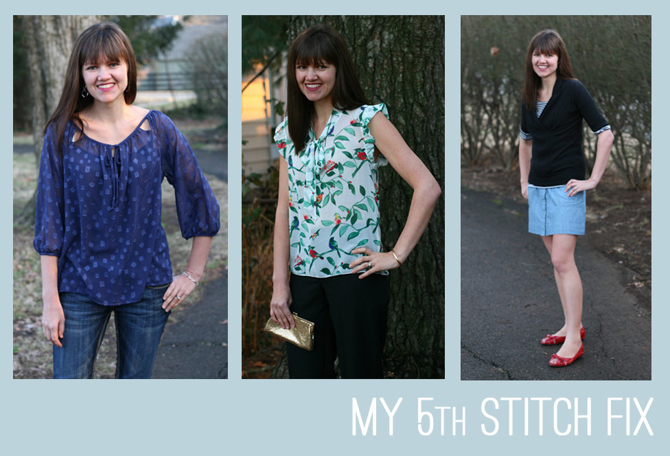 Mother-Daughter Stitch Fix (Welcoming My Mom to the Blog!)