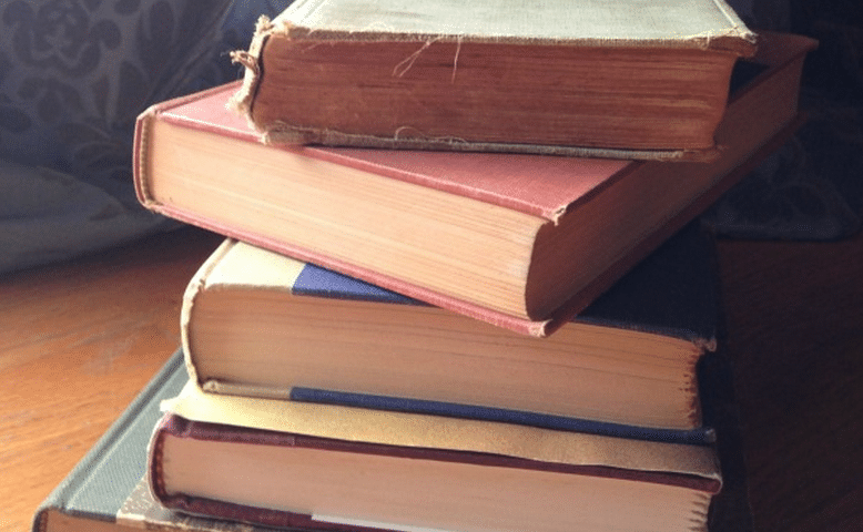 7 Books I Read Over and Over Again