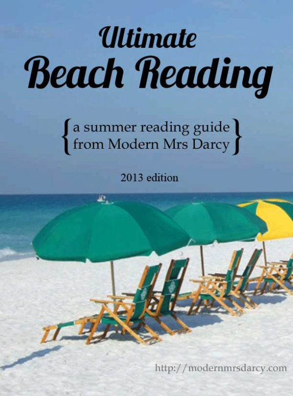 The 2013 summer reading guide is here! (FREE for you!)