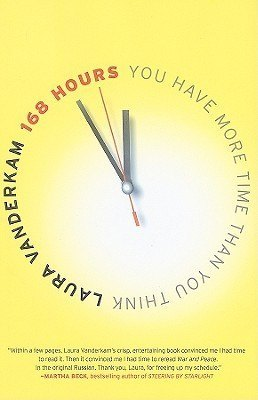 168 Hours: You Have More Time Than You Think | Laura Vanderkam