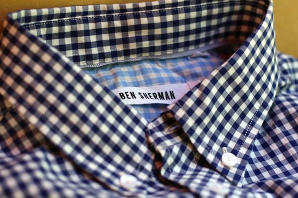 Ben Sherman shirt from Trunk Club