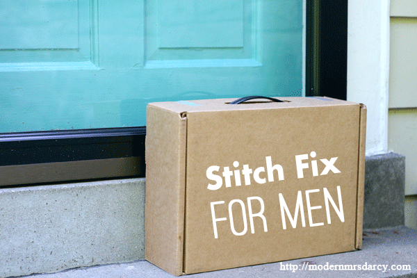 Stitch Fix for Men (a Trunk Club review)