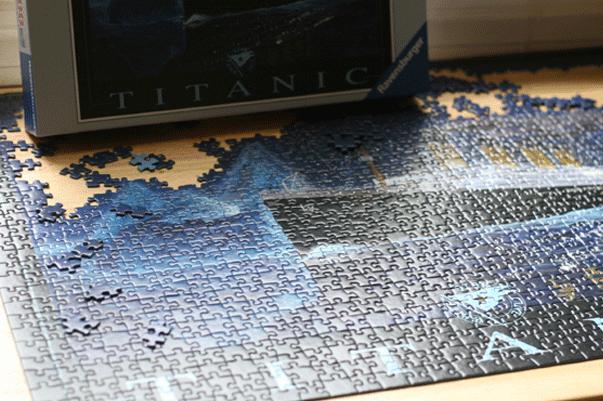 titanic-puzzle