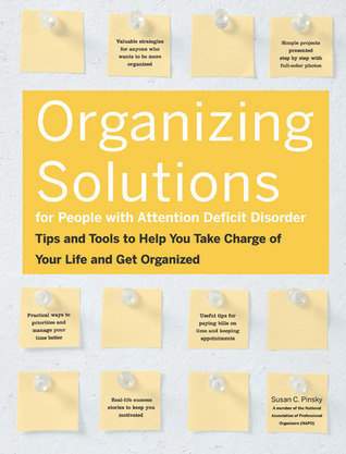 Best Book You've Never Heard of: Organizing Solutions for People with Attention Deficit Disorder | Modern Mrs Darcy