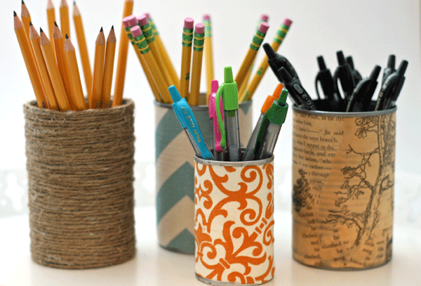 Marvelous Filled Pencil Holders Great Pictures