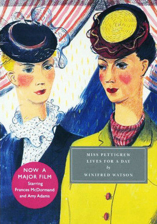 5 classics for your summer reading list -- MIss Pettigrew Lives for a Day | Modern Mrs Darcy