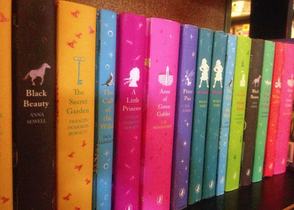 Puffin clothbound classics for young readers