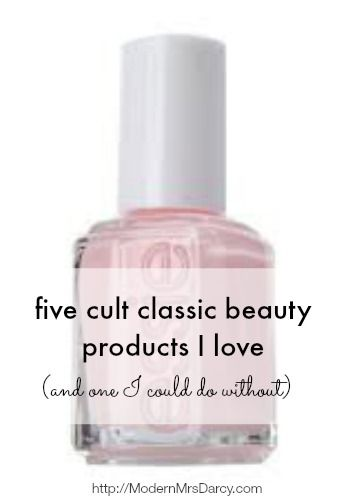 5 cult classic beauty products I love (and 1 I could do without)