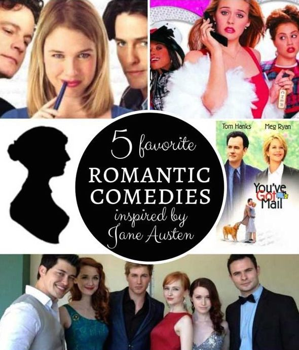 5 favorite Jane Austen romantic coms