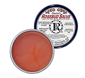 Smith's Rosebud Salve: a Beauty Cult Classic | Modern Mrs Darcy