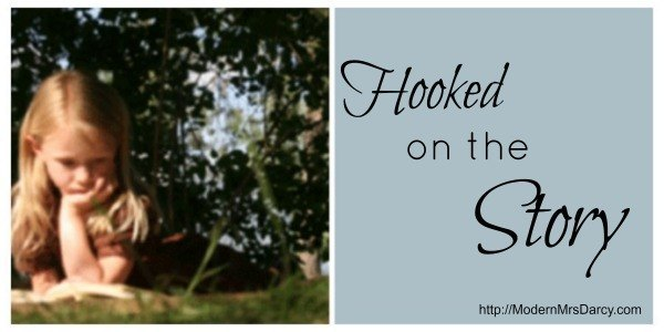 Hooked on the Story | Modern Mrs Darcy