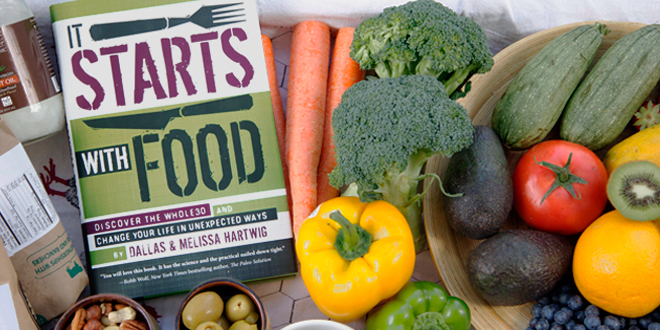 It Starts With Food: the Whole 30 handbook