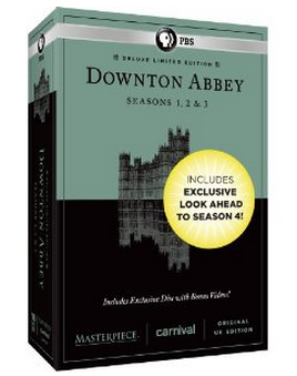 Downton Abbey boxed set
