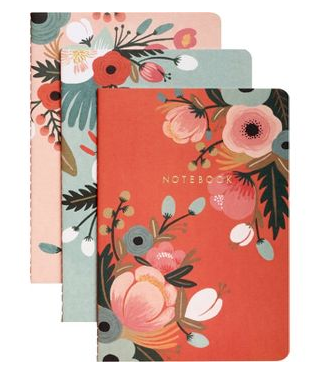 Rifle Paper Co botanical journals