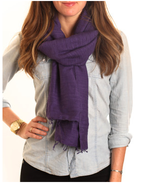 Helen scarf from fashionABLE