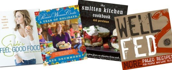 Cookbooks to give
