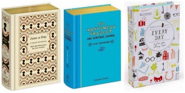 5-year journals