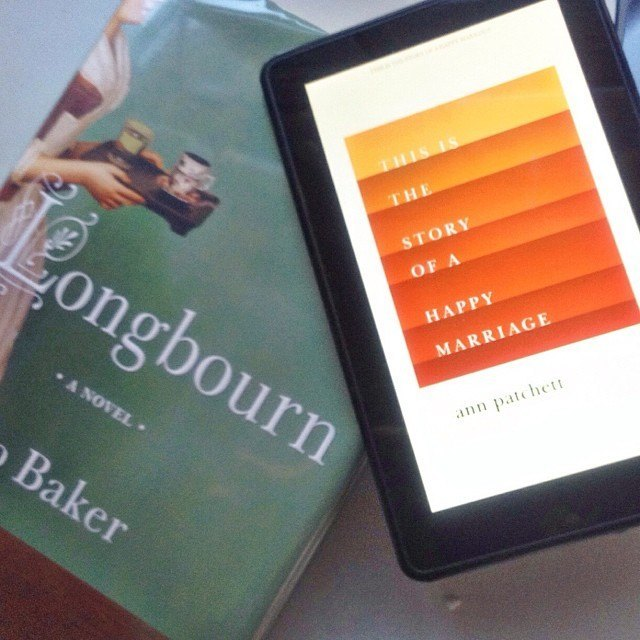Longbourn vs This is the Story of a Happy Marriage