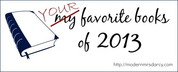 YOUR favorite books of 2013 (a link-up)