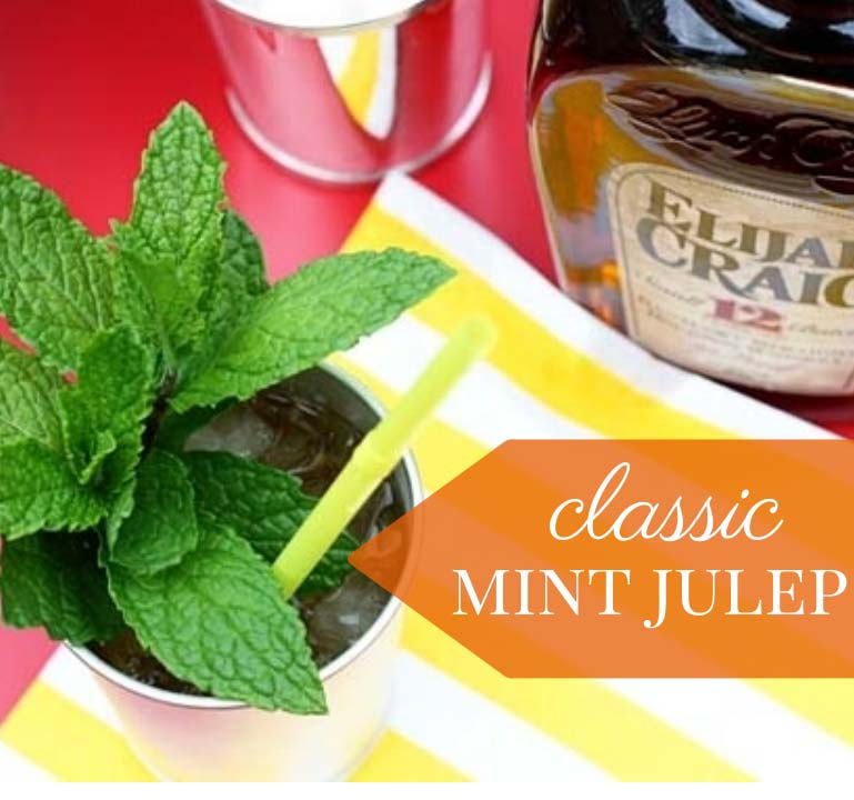classic mint julep: In a recipe this straightforward, your ingredients shines through. Here's what you need to know to make this classic cocktail.