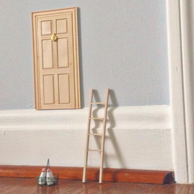 fairy door insta