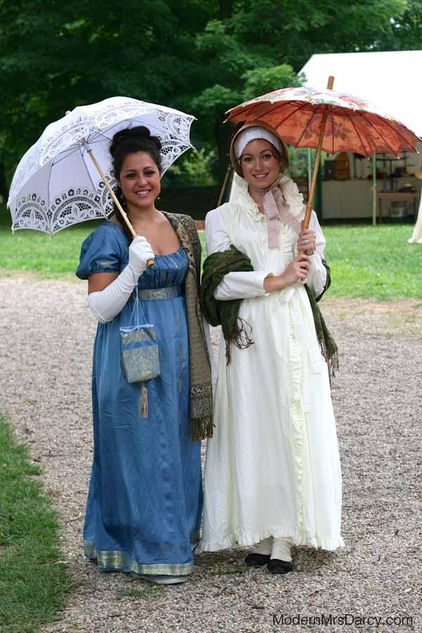 Visit the Jane Austen Festival | Modern Mrs Darcy