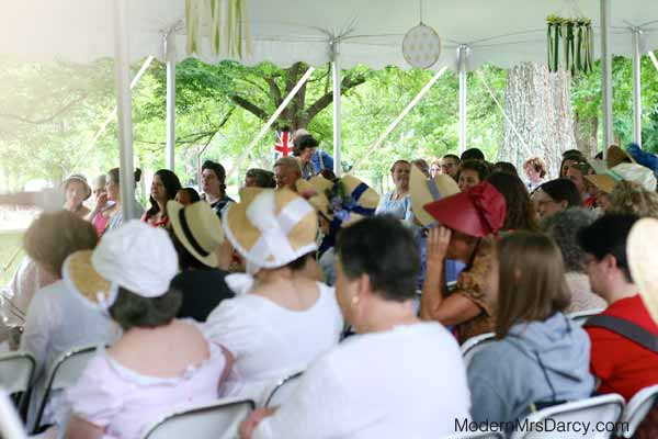 A peek inside the 2014 Jane Austen Festival | Modern Mrs Darcy
