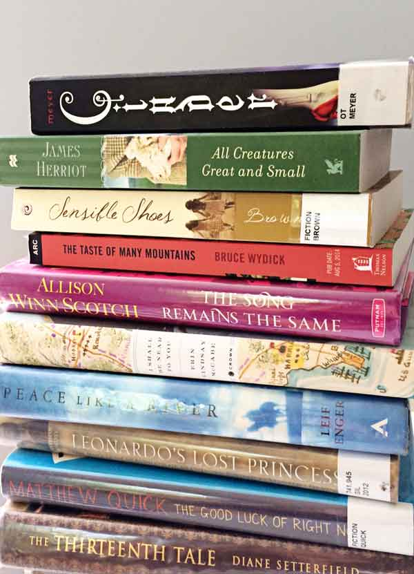 What I'm reading | Modern Mrs Darcy