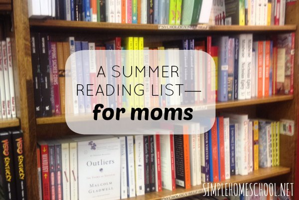An education-minded summer reading list.
